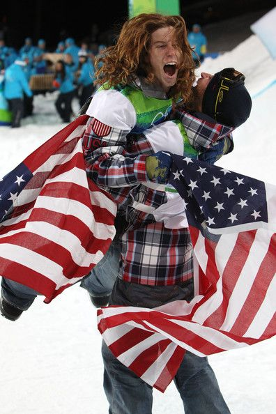 Shaun White Photo - Shaun White (USA) Wins the Gold Medal.....I remember watching this four years ago! Good times.