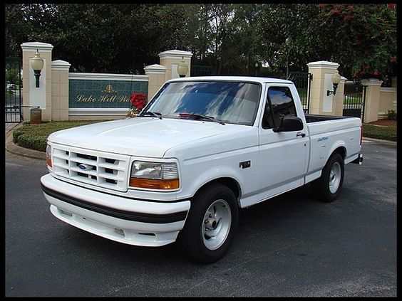 1995 ford lightning svt pickup 351 ci automatic my cars pinterest lightning 39 salem 39 s lot. Black Bedroom Furniture Sets. Home Design Ideas