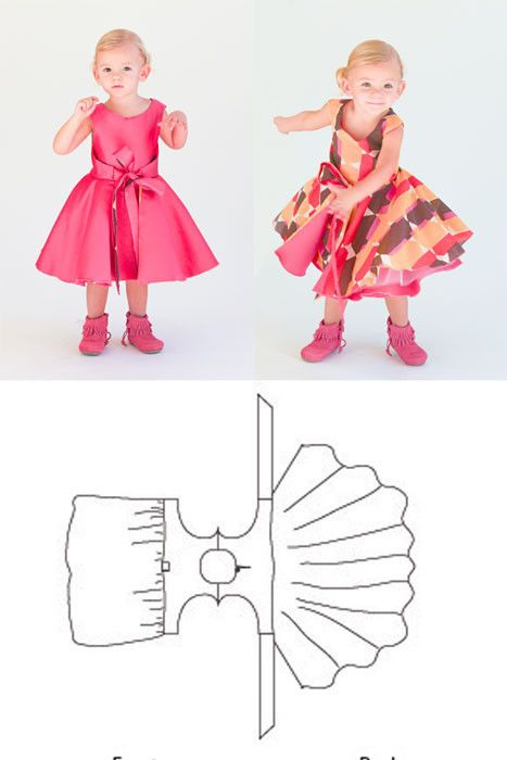The Amaryllis Dress - 1950s inspired wrap or walkaway dress PDF Sewing Pattern by Blank Slate Patterns: