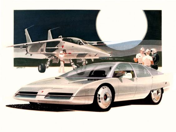 From our Design History archive http://www.carbodydesign.com/publications/car-design-pubs/design-history/ Check the drawings and a short autobiography if Clark Lincoln, GM designer: http://deansgarage.com/2015/clark-lincoln-gm-designer/
