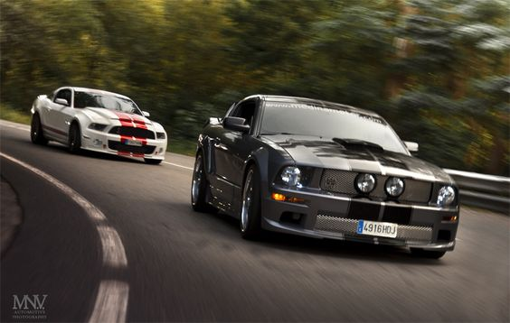 GT500 vs GT