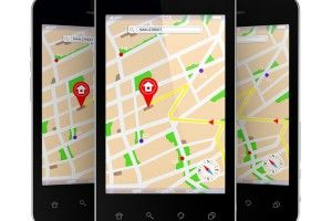 how cell phone tracking works