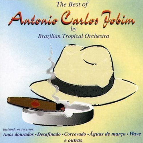 Brazilian Tropical Orchestra - The Best Of Antonio Carlos Jobim (1989)