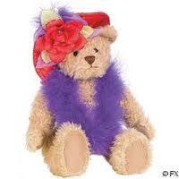 teddy bear, red hat
