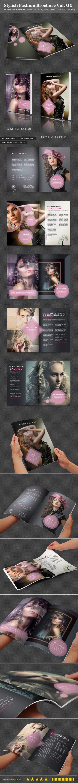 Stylish Fashion Brochure
