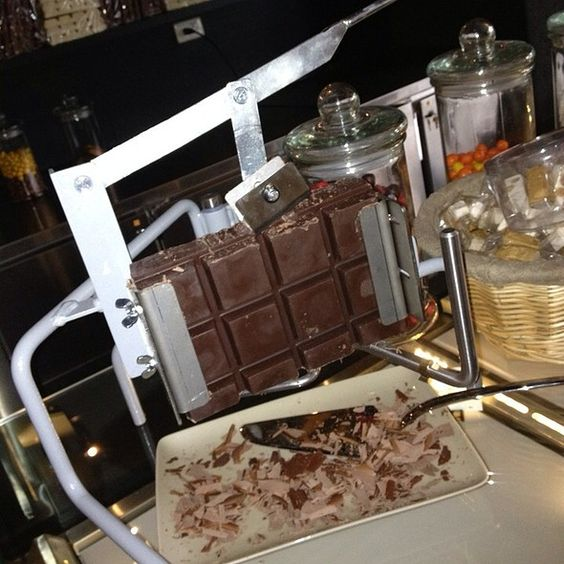 Giant Chocolate Bar And Shaver