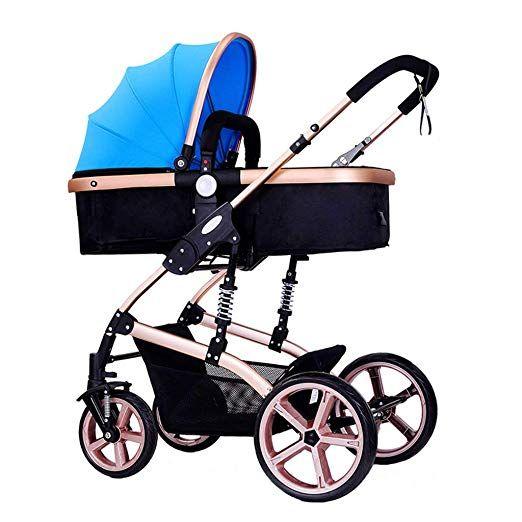 High Landscape Baby Stroller For 0 3 Years Old Kids Lightweight