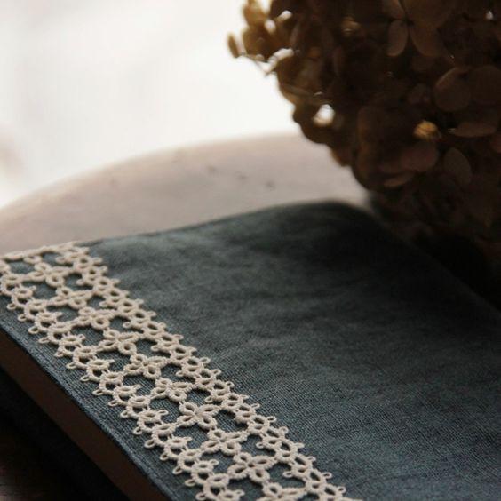 カメラストラップのためのブレード作り の画像|kinari タティングレース てしごと日記