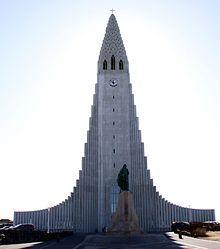 Hallgrímskirkja -Reykjavik, Iceland