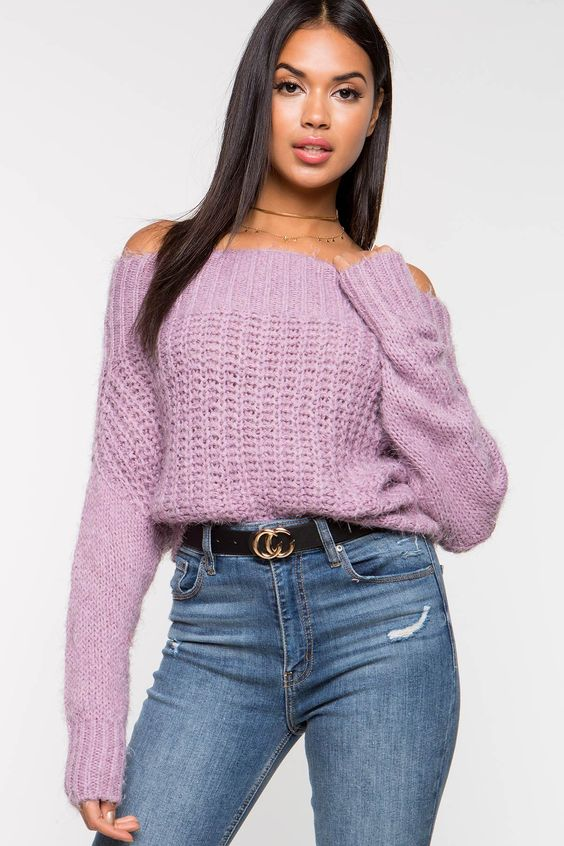Perfect Purple Clothes