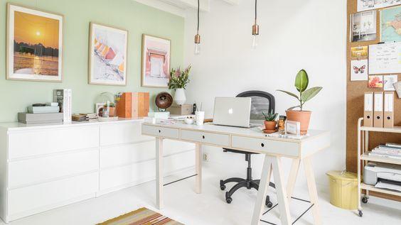 Lovely work spot - HEMA blog