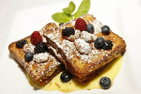 Little Branch Cafe in Chicago has awesome brunch (especially the french toast)