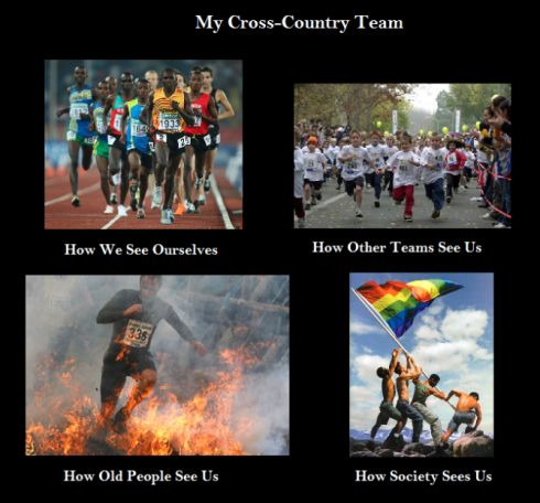 Runner meme that sounds about right...hate how true the society one is