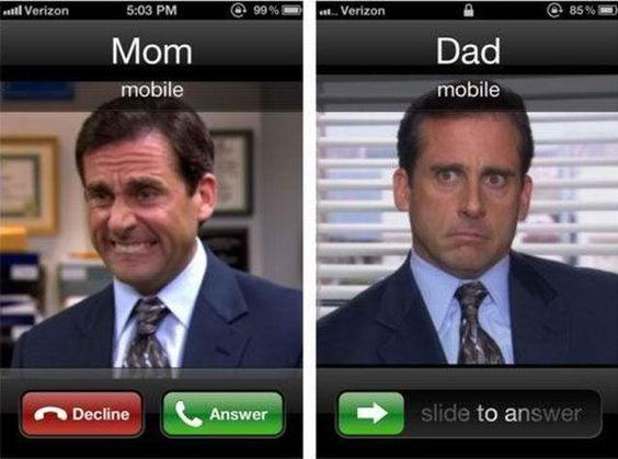 Michael Scott Phone Thats about right.