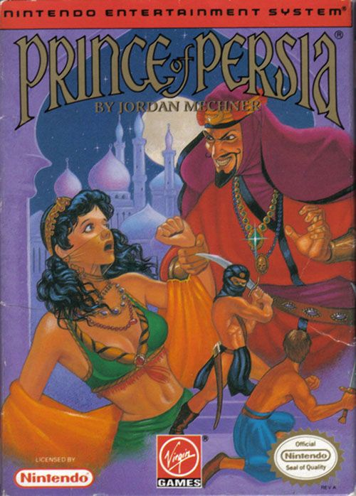 Play Prince Of Persia Online Free Nes Nintendo Prince Of Persia Classic Video Games Retro Video Games
