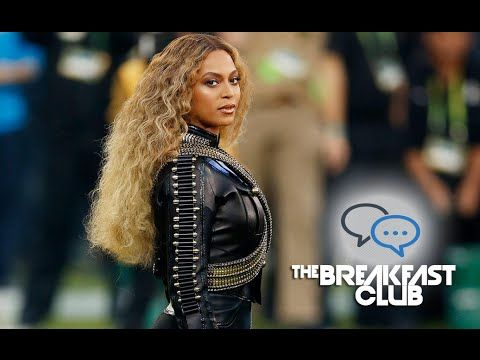 Do You have a Problem with Beyonce's Political Performance? - The Breakf...