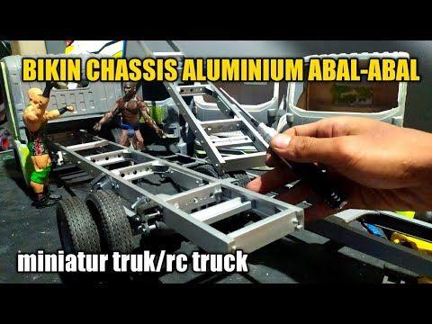 Wooden Miniature Komatsu 830e Ac Dump Truck Truk Kayu