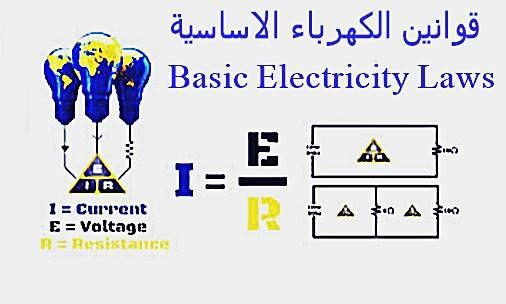 قوانين الكهرباء الاساسية Pdf Basic Law Comics