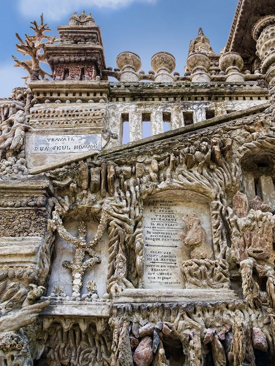 Ferdinand Cheval was a postman in rural France during the 19th century, though it is not his mail delivery that he is remembered for. One day in his 30s, Cheval was trekking his normal 18-mile postal route when he stumbled over an unusually shaped stone. Intrigued by the way that the stone had...