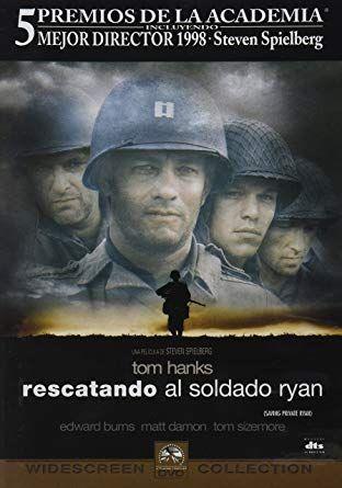 Salvar Al Soldado Ryan Video Dvd Una Pelicula De Steven Spielberg Soldat Ryan Il Faut Sauver Le Soldat Ryan Film