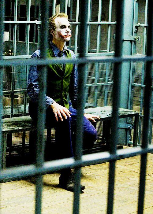 The Joker (Heath Ledger)  Best Joker that was ever created!
