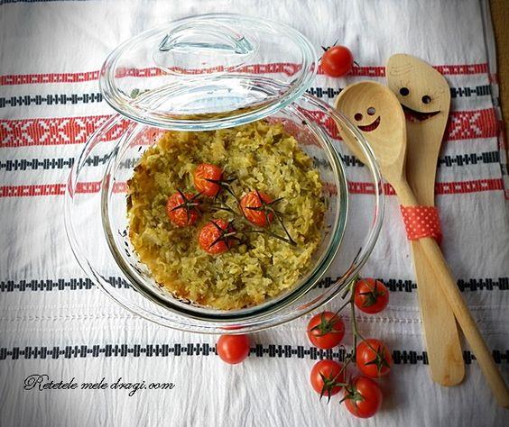 Retetele Mele Dragi Varza dulce la cuptor - Retetele Mele Dragi