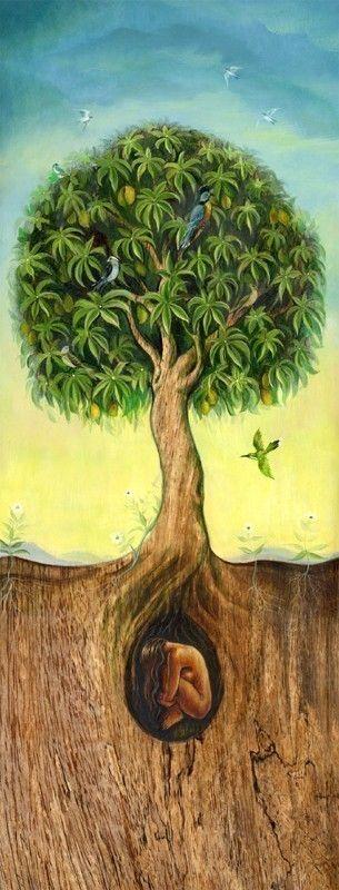 Somos tierra,somos agua,somos fuego,somos aire,somos Vida ❤