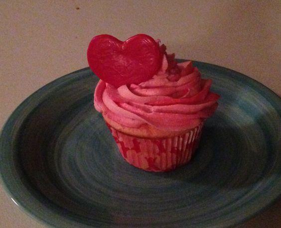 Strawberry Dream Cakes