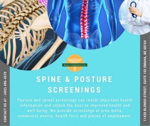 Omaha Chiropractor Health Fair Chiropractic Clinic Health