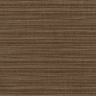 """Sunbrella Dupione Walnut Indoor/Outdoor Fabric #8017-0000 by Sunbrella. $24.88. Sunbrella Dupione Walnut (8017-0000) has deep shades of brown accented with a ribbed striation. Each yard will be 54"""" wide (actual roll width from the mill) and 36"""" long. Orders of more than one yard will be a continuous run. Sunbrella fabrics are made of 100% Solution-Dyed Acrylic. This indoor/outdoor fabric resists stains and mildew, and is UV protected to resist fading. Wash with mi..."""