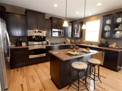 Ryland Homes Springfield Kitchen Kitchen Ideas Pinterest Home New Homes And Twin Cities