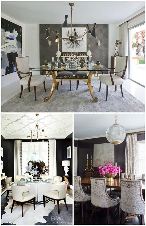 Interior Design Atlanta Prices 14 Dreamy Dining Rooms
