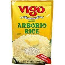 Vigo Arborio Rice & Potatoes (12x12 Oz)