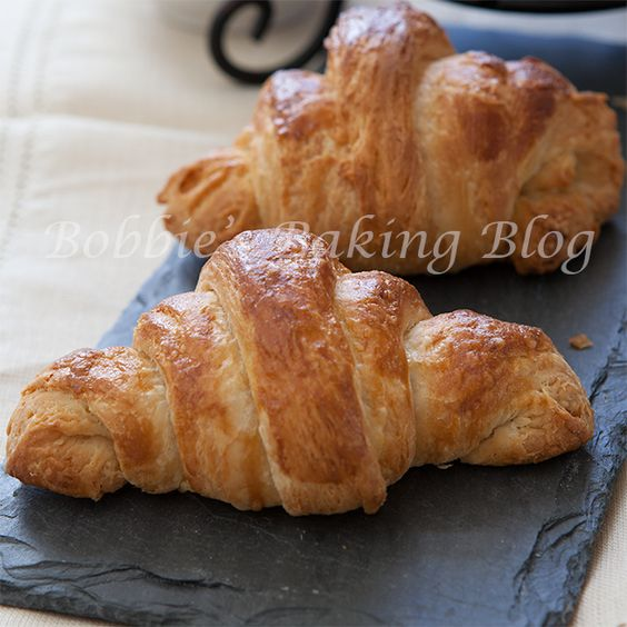 Gluten-Free Croissant Recipe!! My dream come true! I have fond memories of enjoying croissants & tea while visiting my dad. :D