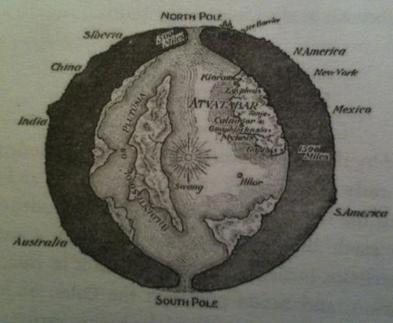 Intraterrestres y la tierra hueca Bc1bb575be91c63d0e170eeb0ff5e9aa