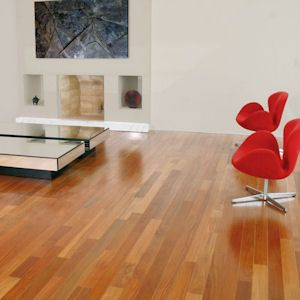 Use exotic hardwood flooring to create a beautiful, one of a kind mosaic in any room of your home!