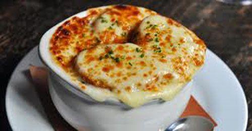 Irish Onion Soup.