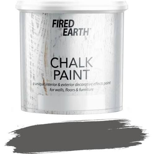 Fired Earth Chalk Paint Colour Chart In 2020 Paint Color Chart Chalk Paint Colors Exterior Decorative