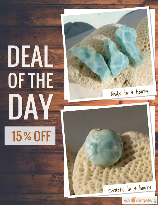 Today Only! 15% OFF this item. Follow us on Pinterest to be the first to see our exciting Daily Deals. Today's Product: 3 Larimar 22g Slabs sky Blue Free Form Lapidary Cabbing AAA Soft Azure Beach Pectolite Rough Raw Gemstones Stone 110ct Unique OOAK Buy now: https://orangetwig.com/shops/AABCLyV/campaigns/AAB2N4i?cb=2016001&sn=MyBeachStore&ch=pin&crid=AAB2N4D&exid=256762807