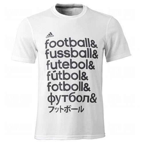 adidas futbol t shirt