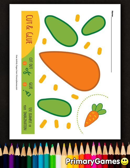 Pin On Cut And Glue Activity Pages Cutting activities for preschoolers pdf
