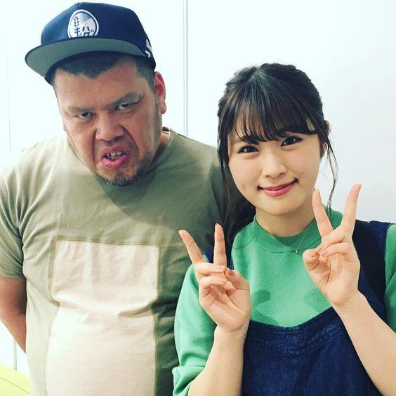 渋谷凪咲さんとくっきー