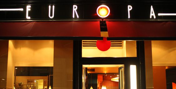 Café Europa, comer, beber y divertirse en Viena - http://www.absolutaustria.com/cafe-europa-comer-beber-y-divertirse-en-viena/