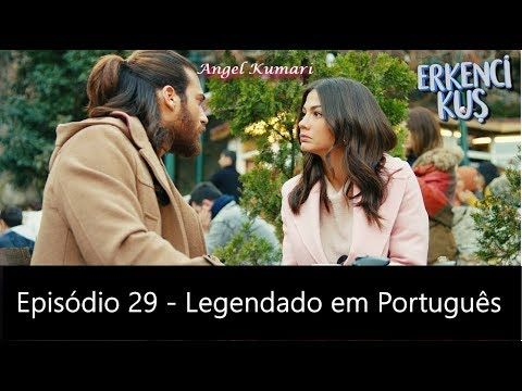 Ek 29 Erkenci Kus Legendado Em Portugues Can E Sanem Youtube