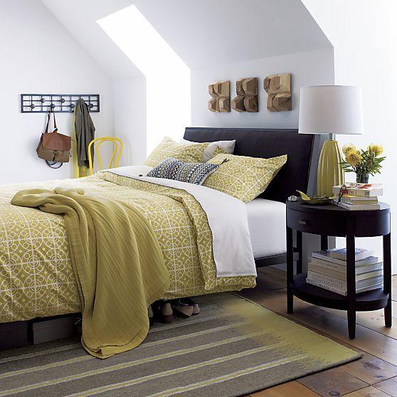 Bedroom Furniture Bedroom Ideas Elegant White Bedroom Ideas Uk Yellow Bedroom Art: Isaac Charcoal Bed
