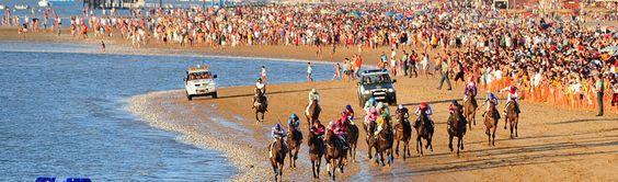 Carreras de Caballos de Sanlucar De Barrameda De Interés Turístico Internacional  https://www.facebook.com/holidaysinspaincom