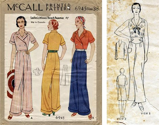 1920s womens pants 1920�s lounge pants inspiration