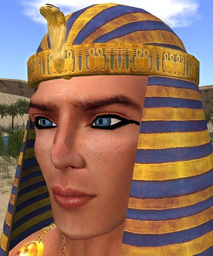 Egyptian Eye Makeup Unisex | AT- Martians | Pinterest ...