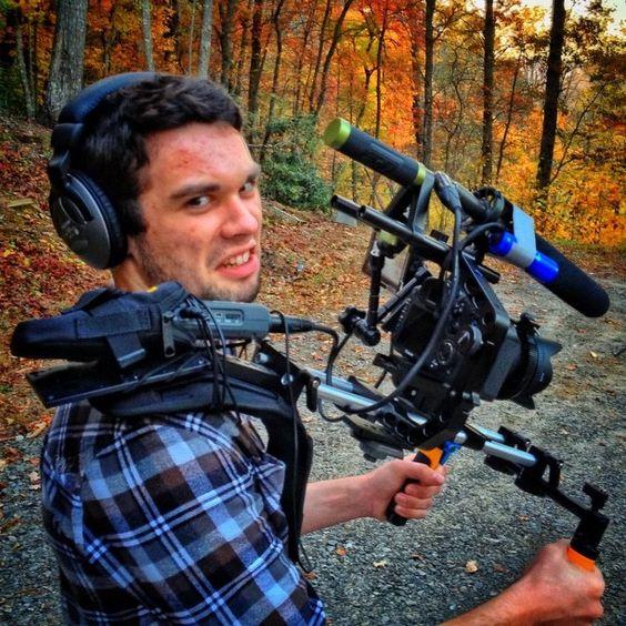 Camera for the next VidMuze promo. By @VidMuze