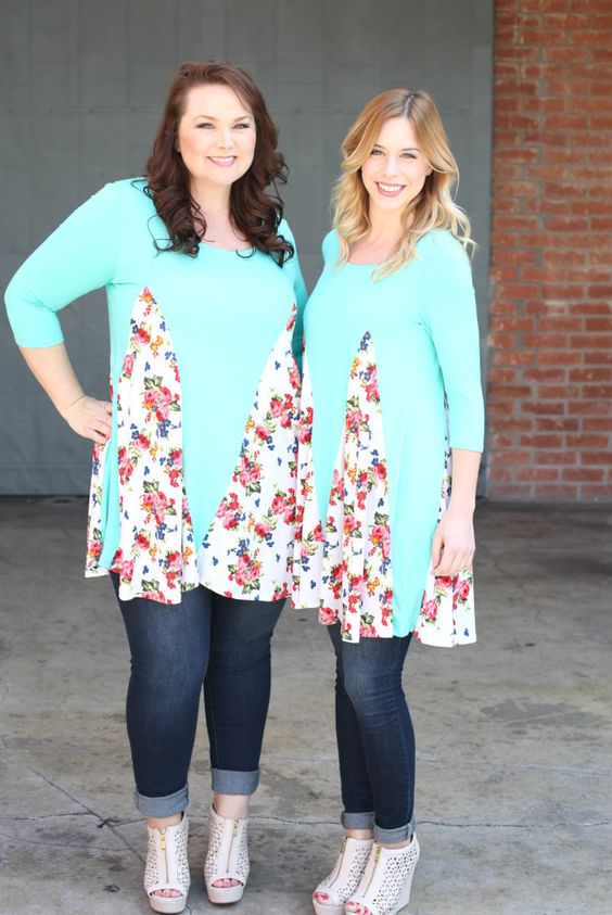 Ever After Top in Mint - Be Inspired Boutique